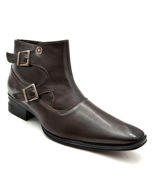 Zoot24 Razas Brown Boots