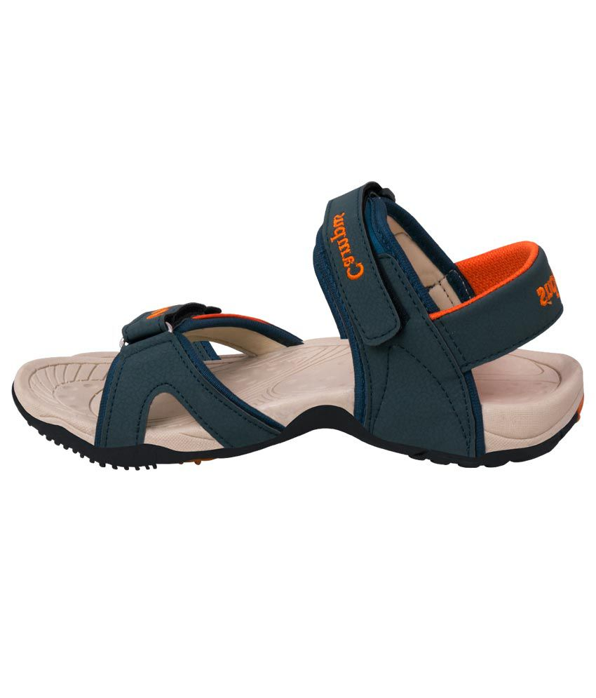 8b3dfa2f744 Campus Jazzy Orange Sandals   Slip On For Kids Price in India- Buy ...