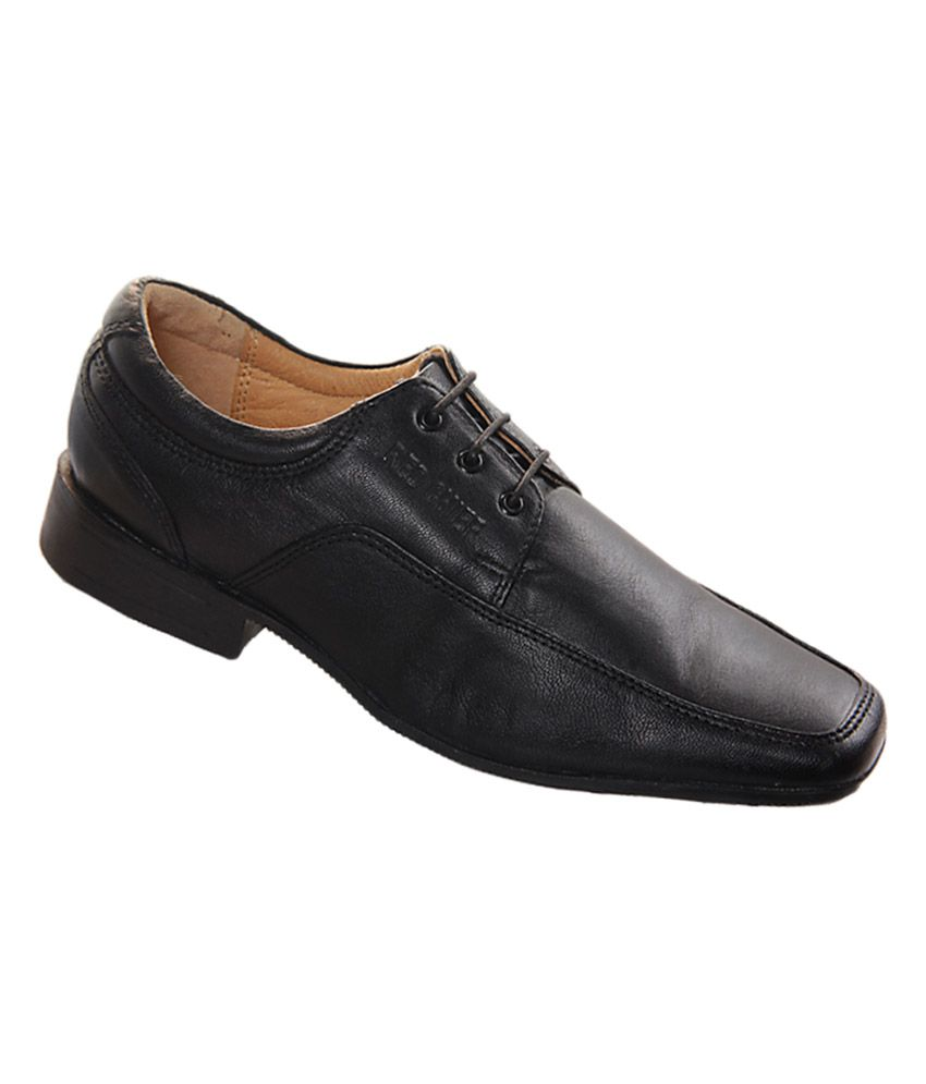00f69c5c394 Buy Red Chief Black Leather Dailywear Men Formal Shoes 13181708 ...