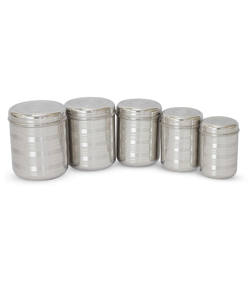 stainless steel storage containers for kitchen hazel kitchen storage stainless steel steel container 5 9420