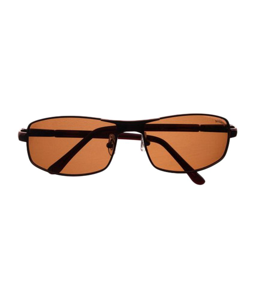 Rock 60307 Medium Men Rectangle Sunglasses
