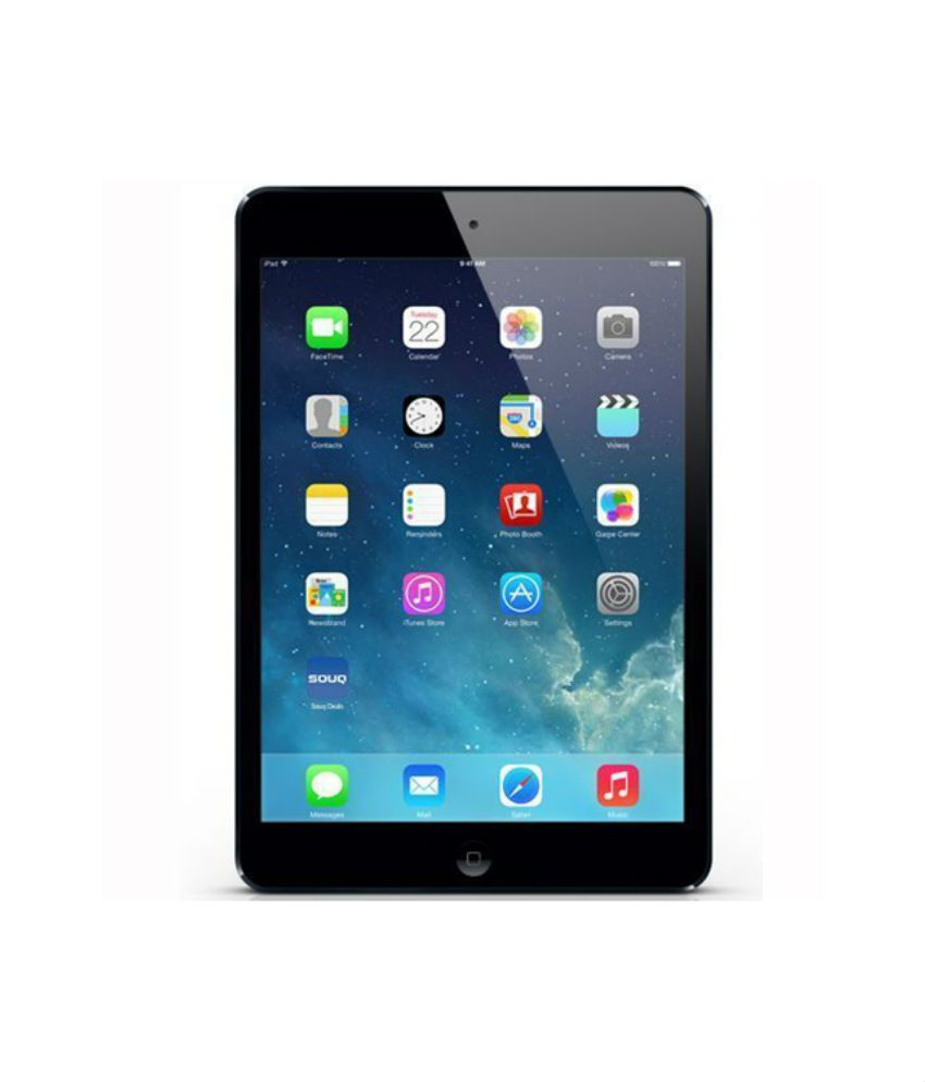 Apple 4th Generation iPad 16 GB Wi-Fi Black - Tablets ...