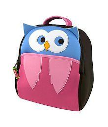 Dabbawalla Pink Kids Tiffin Bag