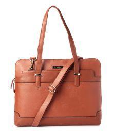 Lavie L05240042042 Tan Tote Bags No