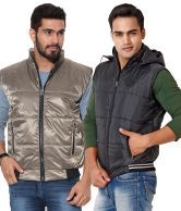 Zion Multi Polyester Blend Casual (combo Of 2)