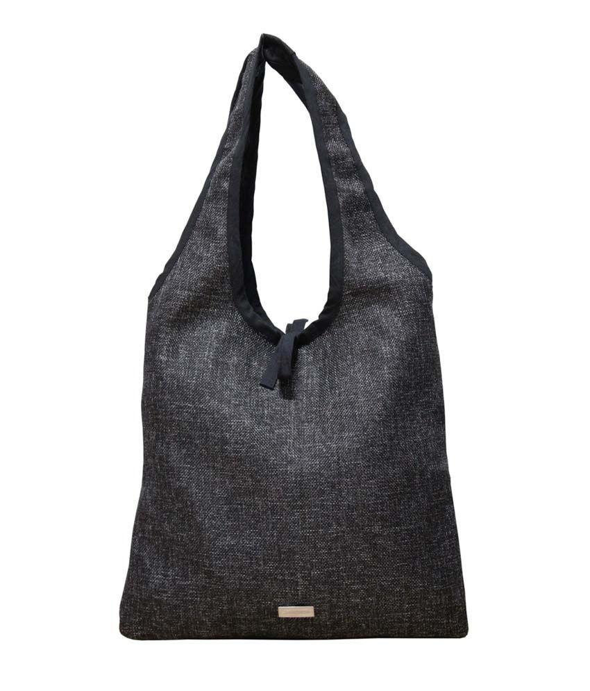 Archor Black Designer Shoulder Bag