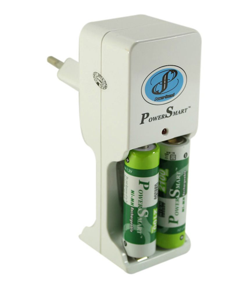 Power-Smart-Standard-Charger-With-2-Aa-Batteries-2100mah-Capacity