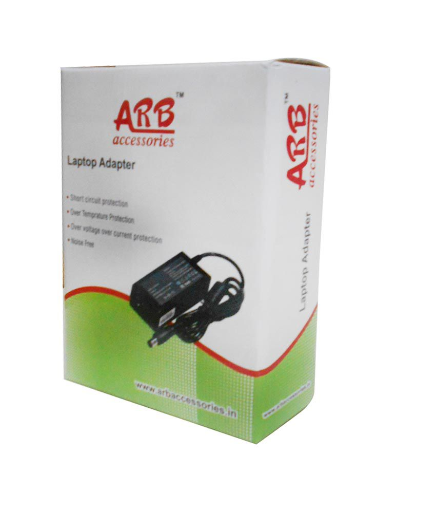 Arb Laptop Adapter For Asus Eee Pc 1008ha-pu1x-pi 19v 2.1a 40w Connector
