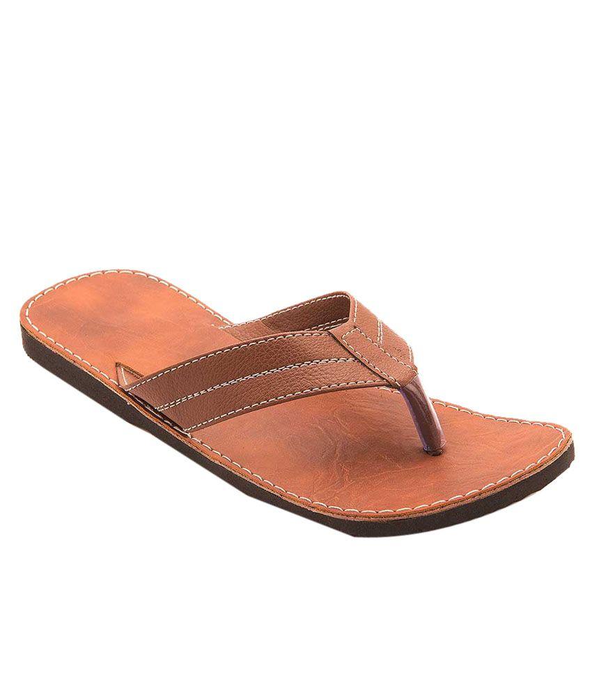 Ridhi Sidhi Brown Ethnic Footwear