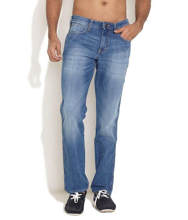 Wrangler Dark Blue Millard Mystique Jeans