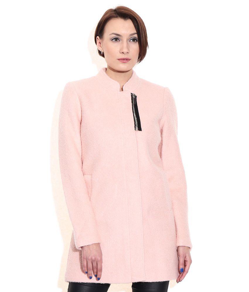 Pink Long Jacket - JacketIn