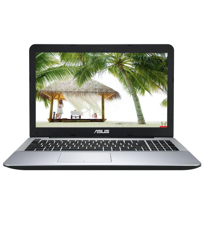 Asus X555LA Laptop (X555LA-XX172D) (4th Gen Intel Core i3- 4GB RAM- 500GB HDD- 39.62cm (15.6)- DOS) (Black)