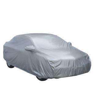 Autofact - Car Body Cover - Segment Fit - Silver