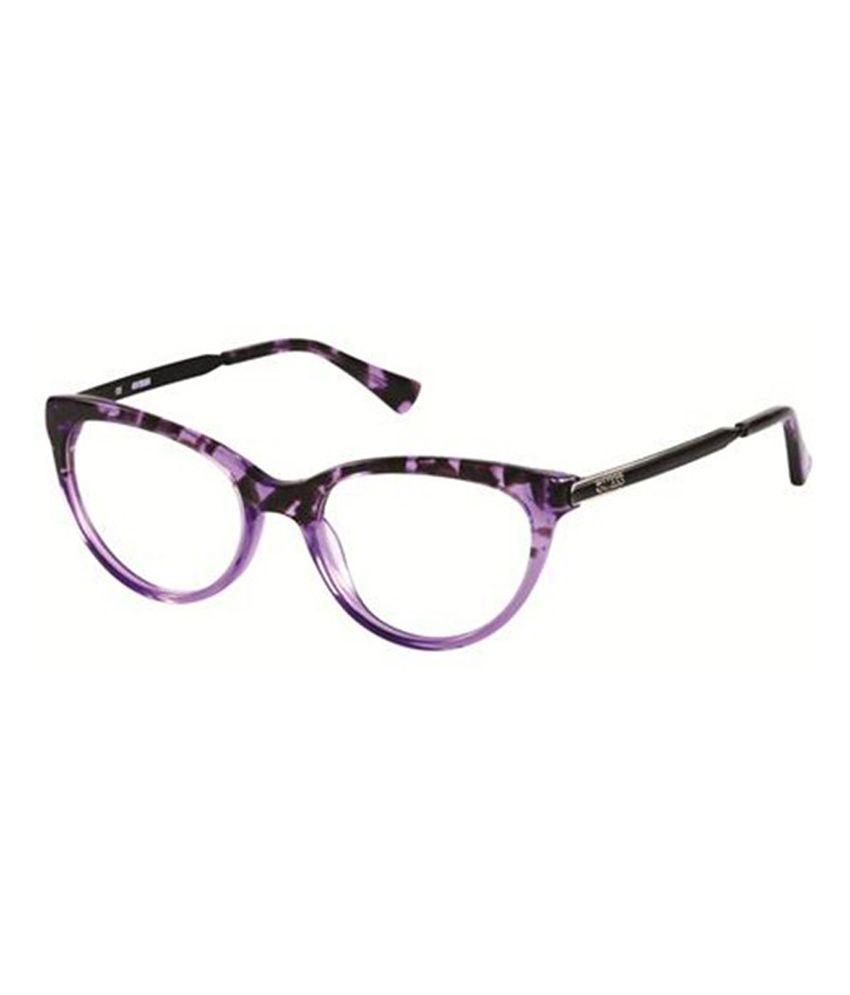 Guess Purple Cat Eye Non Metal Frame For Women - Buy Guess ...