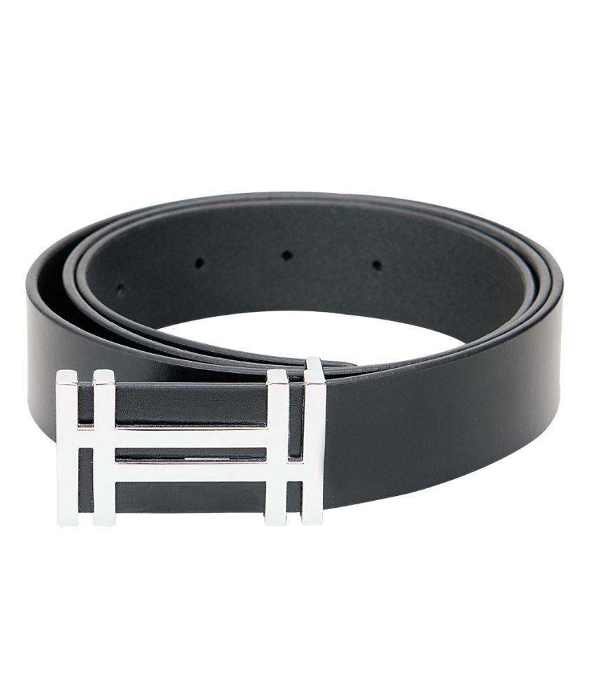 Vermello Formal Leather Belt