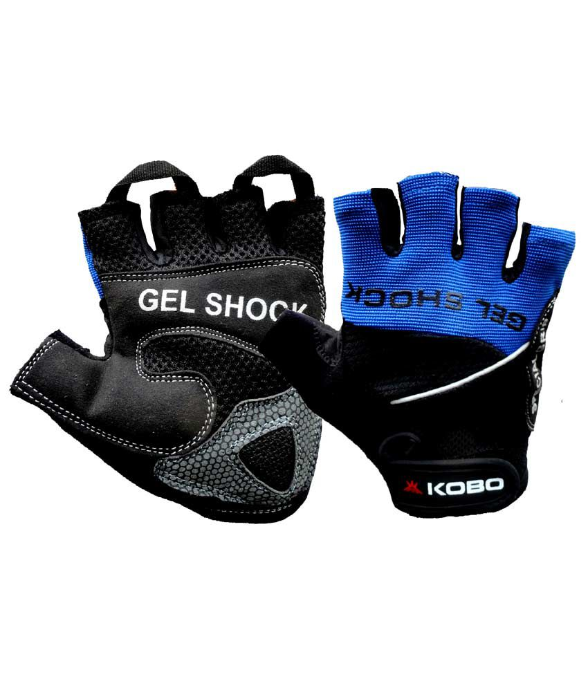 Kobo Fitness Gloves / Weight Lifting Gloves / Gym Gloves