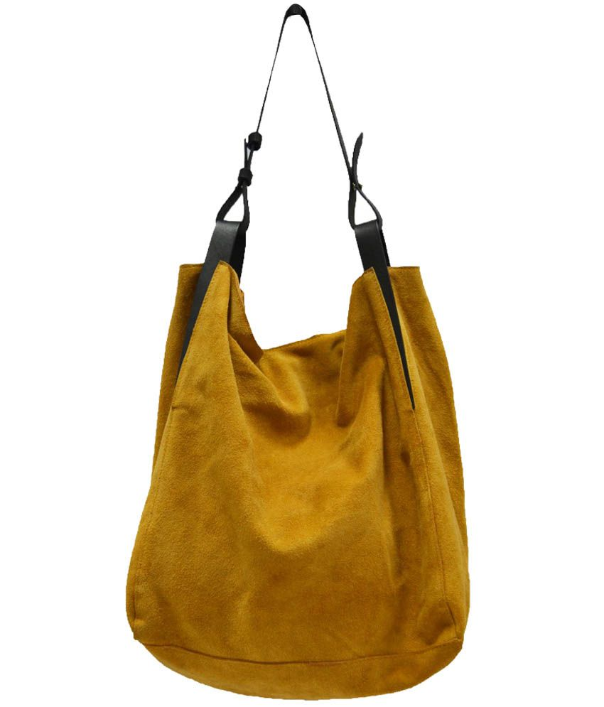 b83266532ac PAINT Leather Hobo Bags - Buy PAINT Leather Hobo Bags Online at Best ...