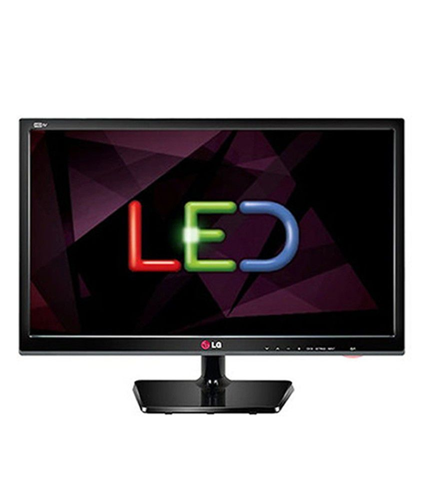 buy lg 24mn33s 60 cm 24 hd ready led monitor online at best price in india snapdeal. Black Bedroom Furniture Sets. Home Design Ideas