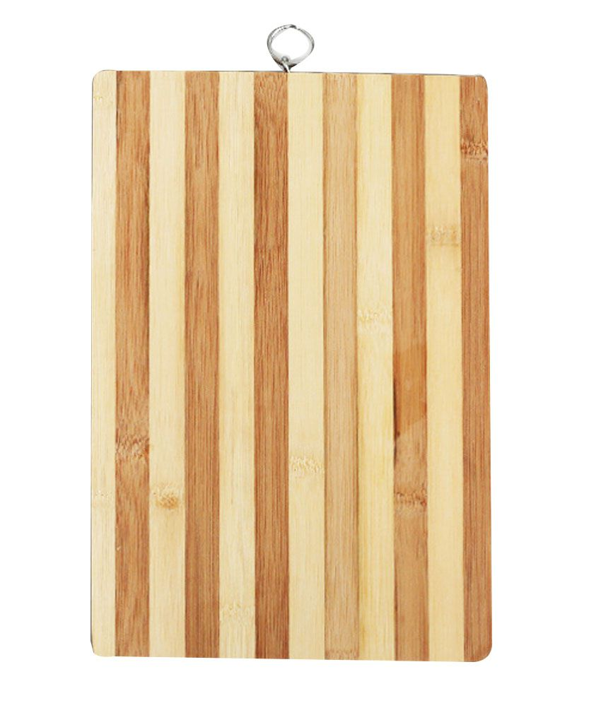 89636a70e Ezzi Deals Wooden Chopping And Cutting Board  Buy Online at Best Price in  India - Snapdeal