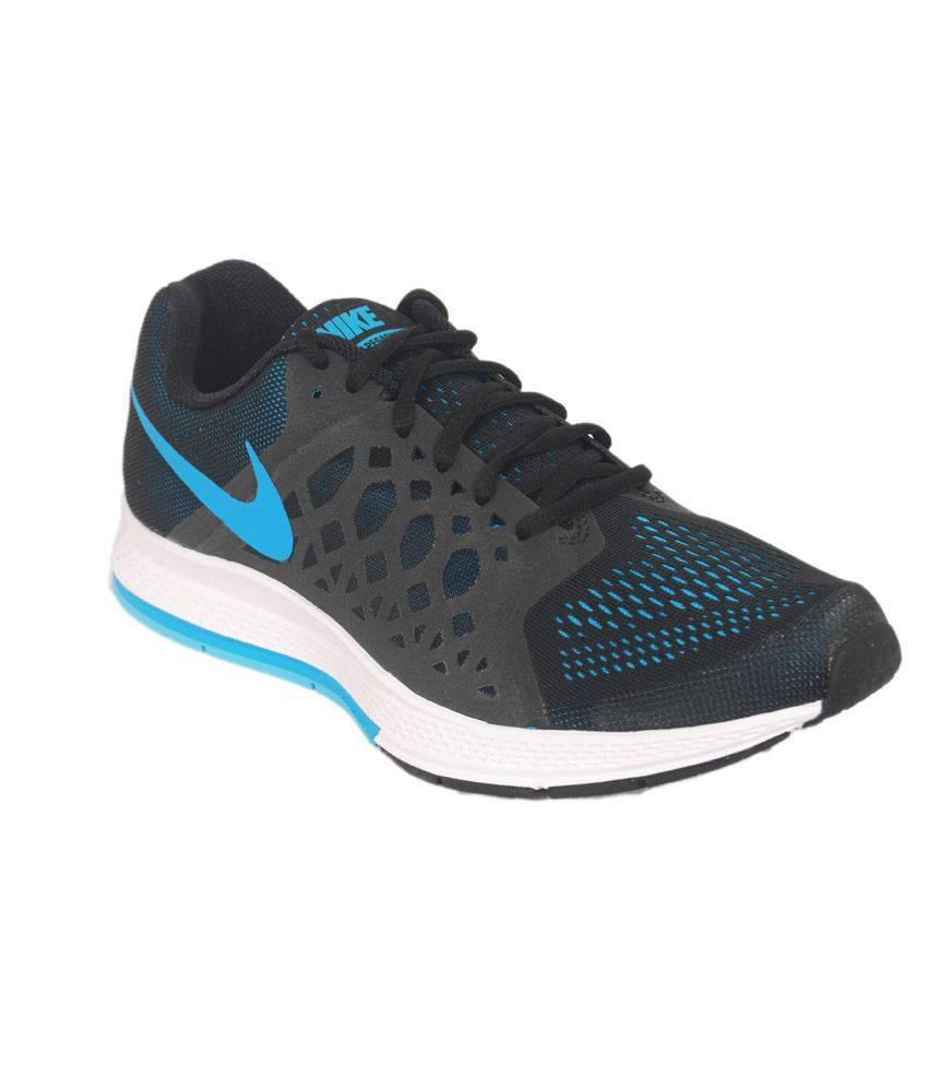60a48e499213 Nike Air Zoom Pegasus 31 Dark Blue Running Shoes - Buy Nike Air Zoom Pegasus  31 Dark Blue Running Shoes Online at Best Prices in India on Snapdeal