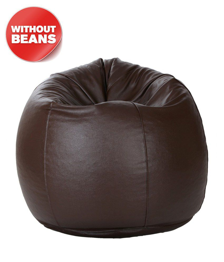 Buy 1 Get 1 Free Bean Bag Xxxl Size Coffee Only Cover