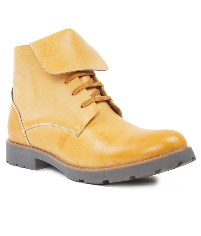 Bacca Bucci Beige Boots
