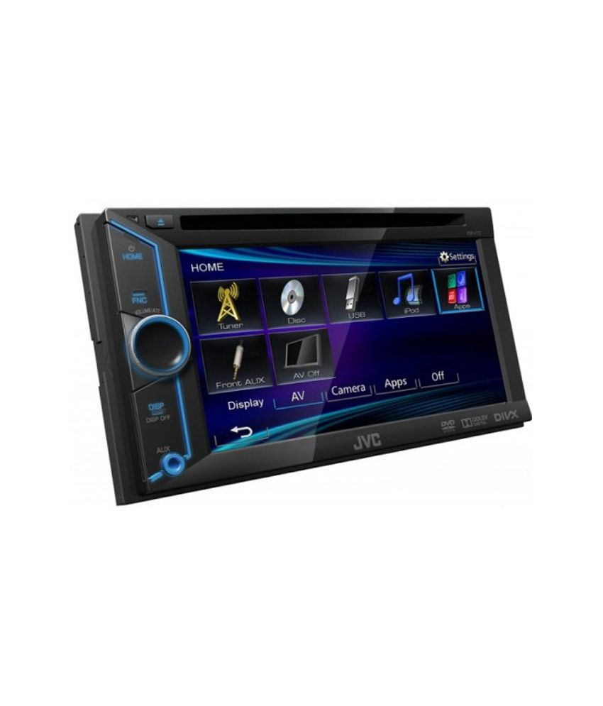 65a409226 JVC - KW-V10 - Touchscreen Car Stereo  Buy JVC - KW-V10 ...