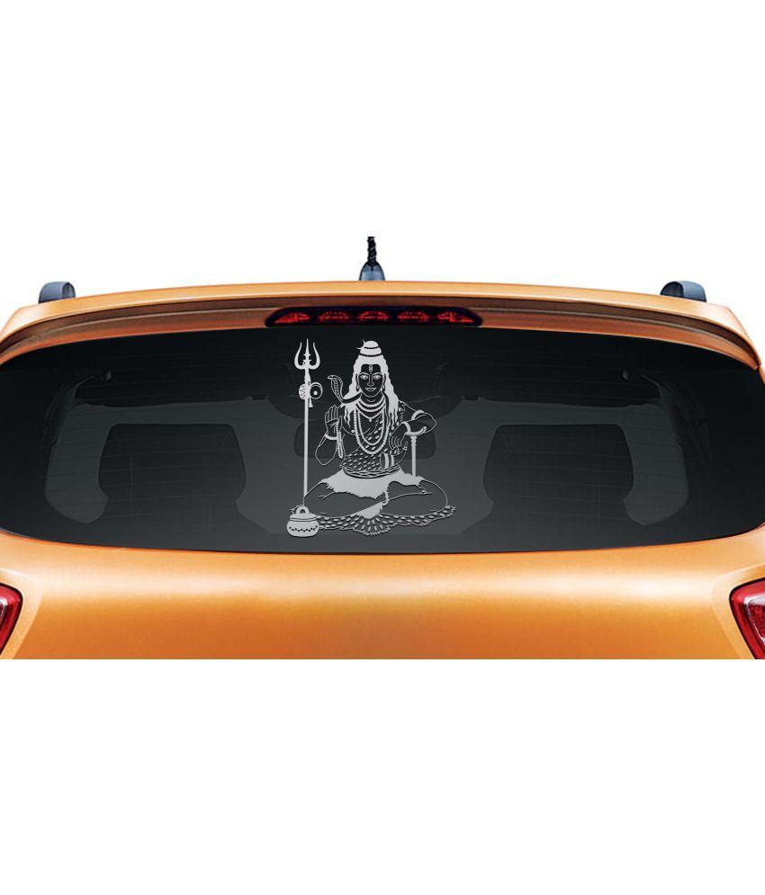 Walldesign lord shiva car sticker walldesign lord shiva car sticker