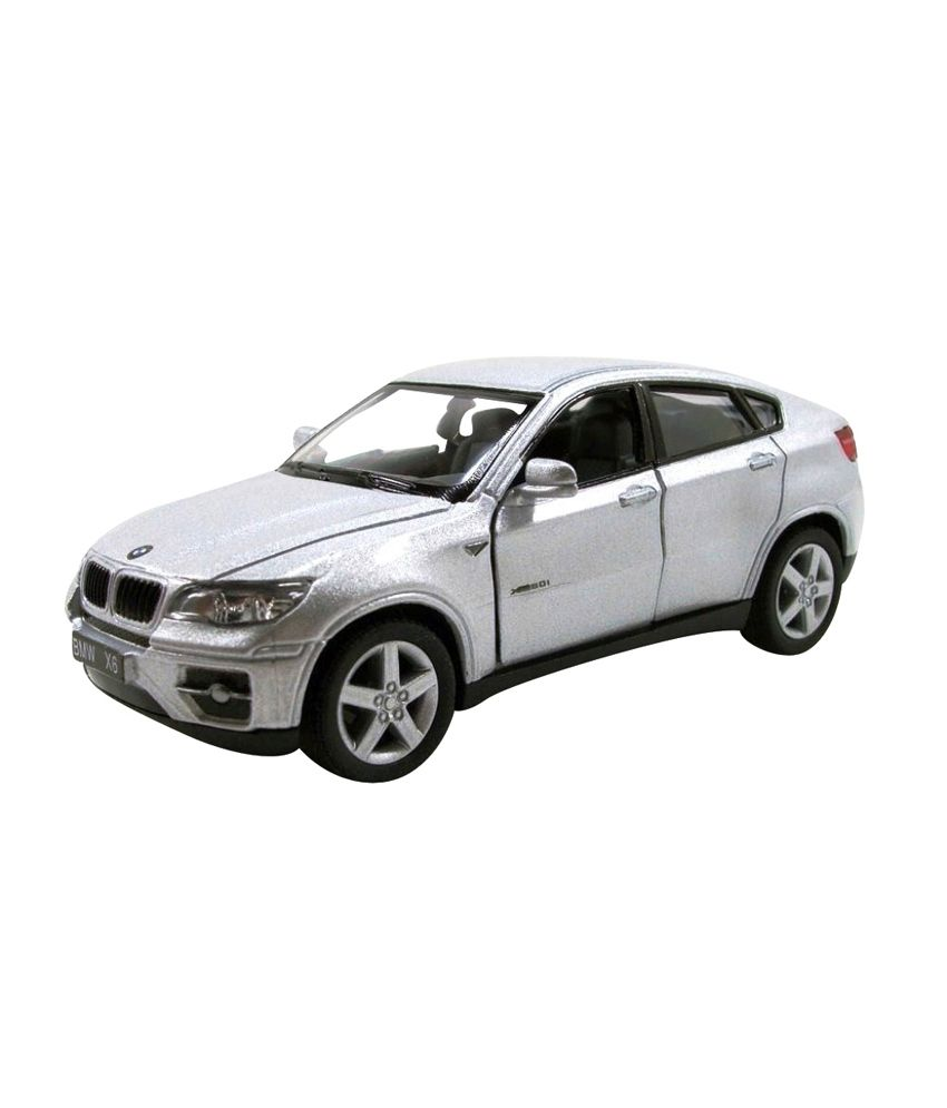 Bmw X6 Toy Car: Kinsmart Miniature Scale Model Bmw X6 Car
