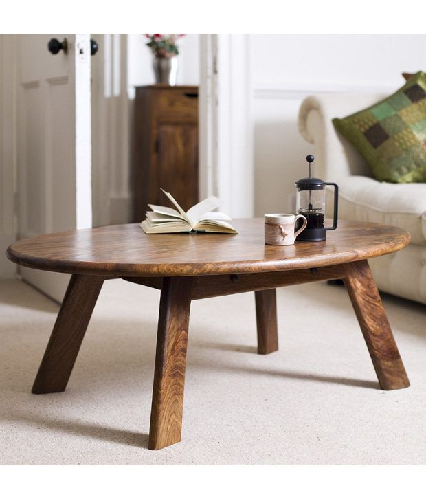 Lifeestyle Sheesham Wood Center/coffee Table