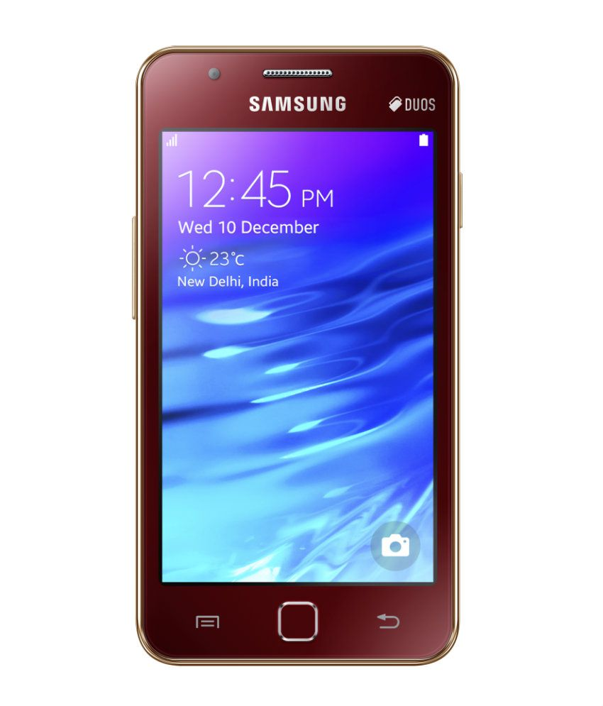 Samsung Tizen Z1 4gb Tizen Os Mobile Phones Online At Low Prices
