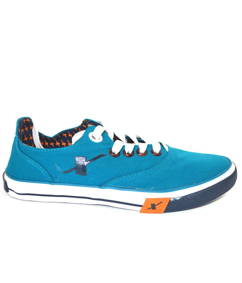 a919af169e Sparx Blue Sneaker Shoes Art SM192BLUE - Buy Sparx Blue Sneaker Shoes Art  SM192BLUE Online at Best Prices in India on Snapdeal