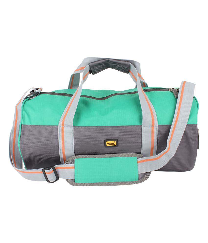 Yark Green gear Gym Bag