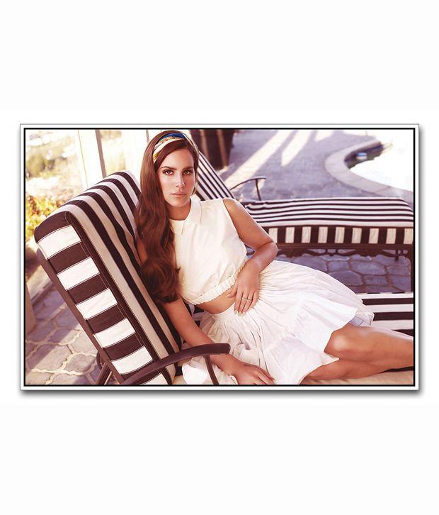 Lana Del Rey Wall Decor