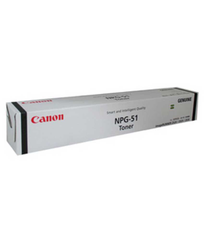 Canon Toner Cartridge Npg-51 For Ir 2520 / 2525 / 2530
