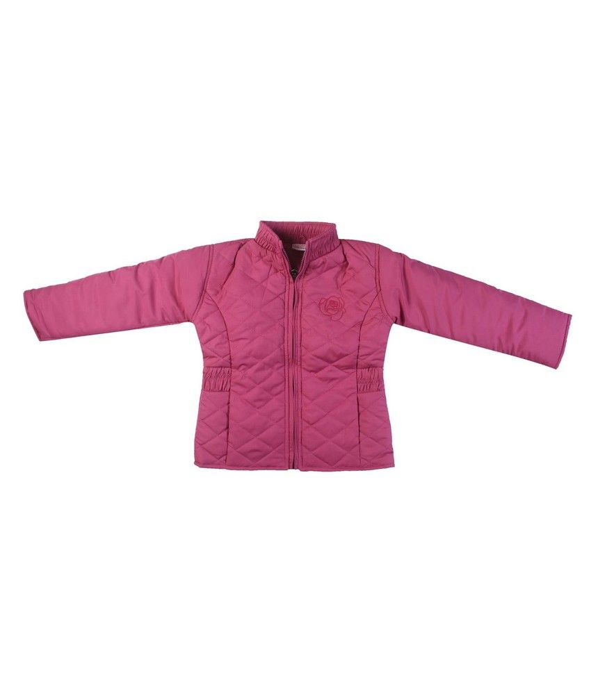 F S Mini Klub Pink Jacket