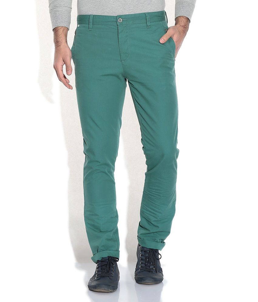 Ruggers Young Green Jeans