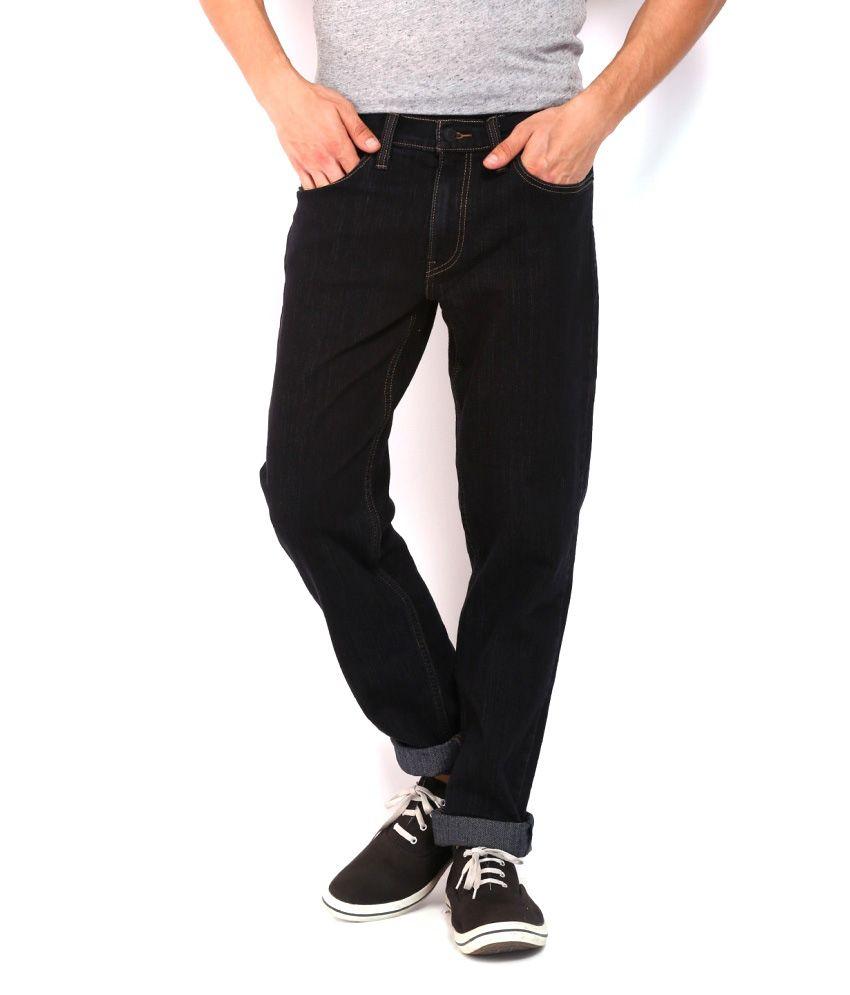 Levi's Slim Fit Cotton Jeans