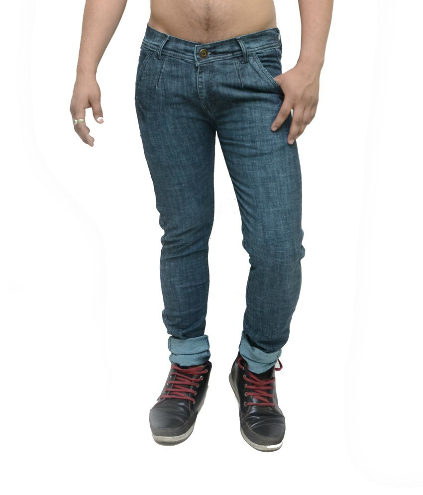 Nation Mania Slim Fit Men's Jeans