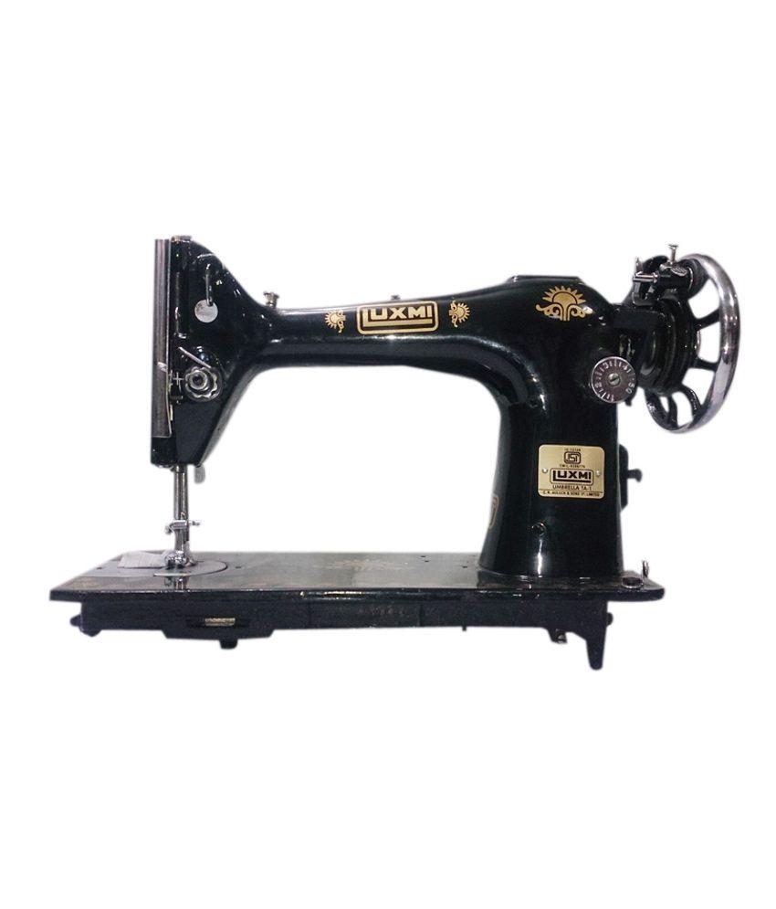 Luxmi Umbrella Ta 1 Round Sewing Machine Price In India