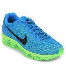 Nike Blue Sport Shoes
