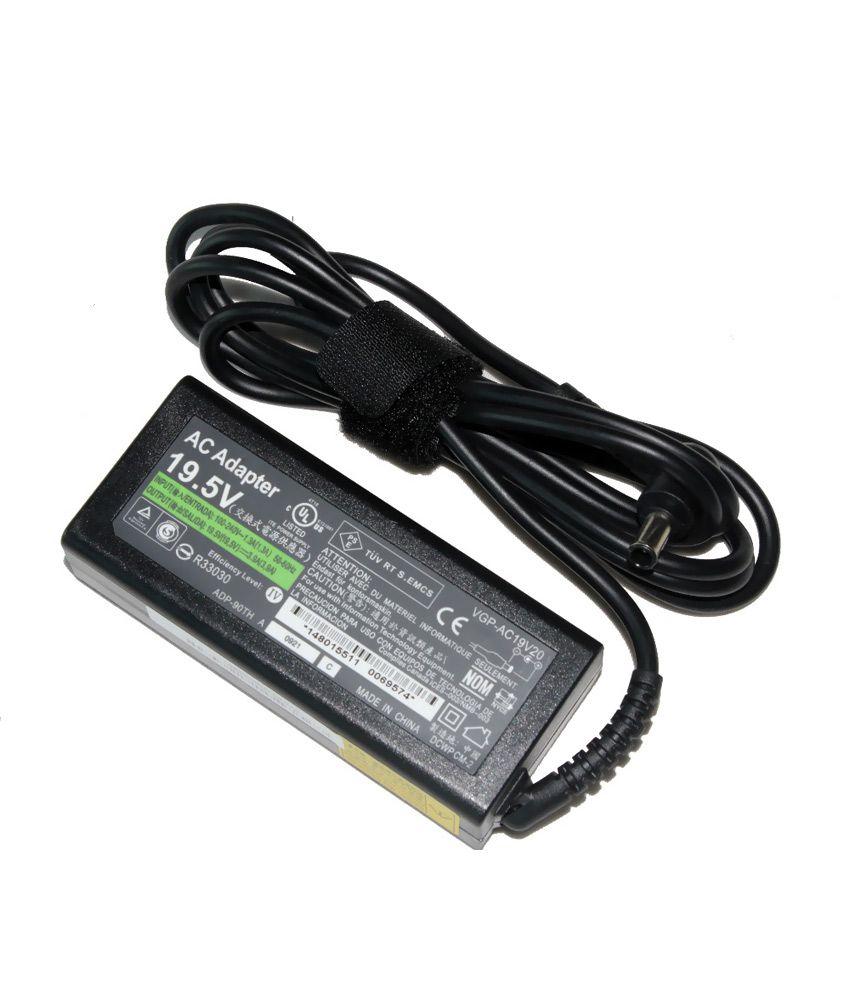 ARB Laptop Adapter For Sony VPC-F12KFX/B VPCF12LFX 19.5V 3.95A 75W