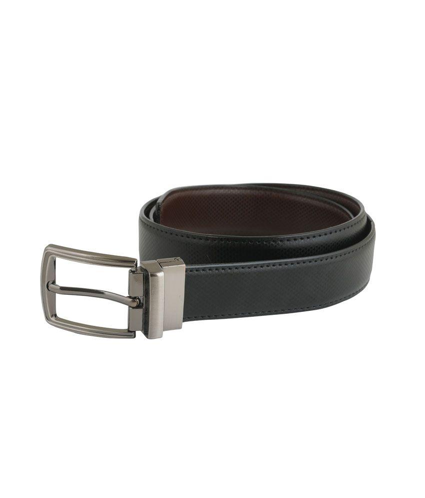 Black & Brown Reversible Belt