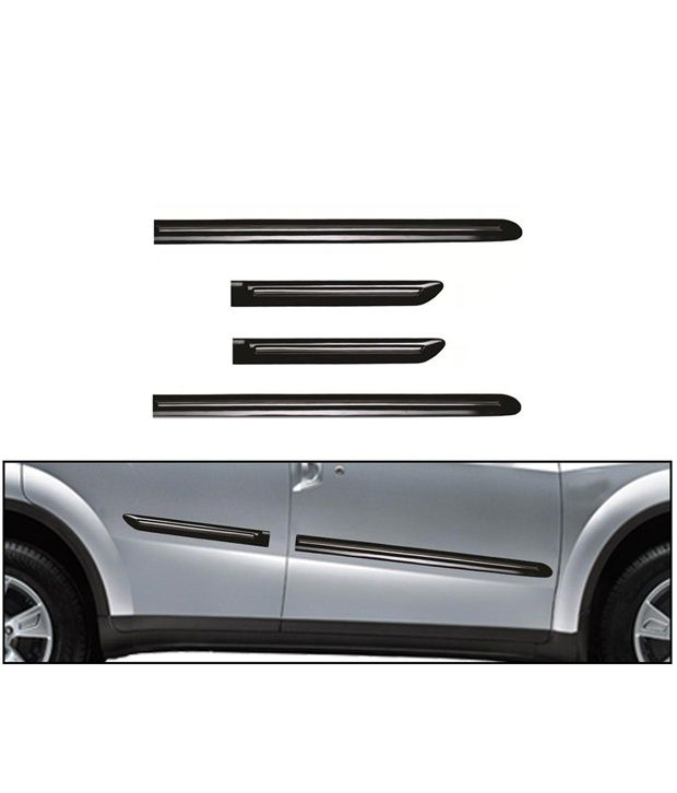 Car-Point-Hyundai-I-20-Easy-Install-Side-Beading-Black-And-Chrome