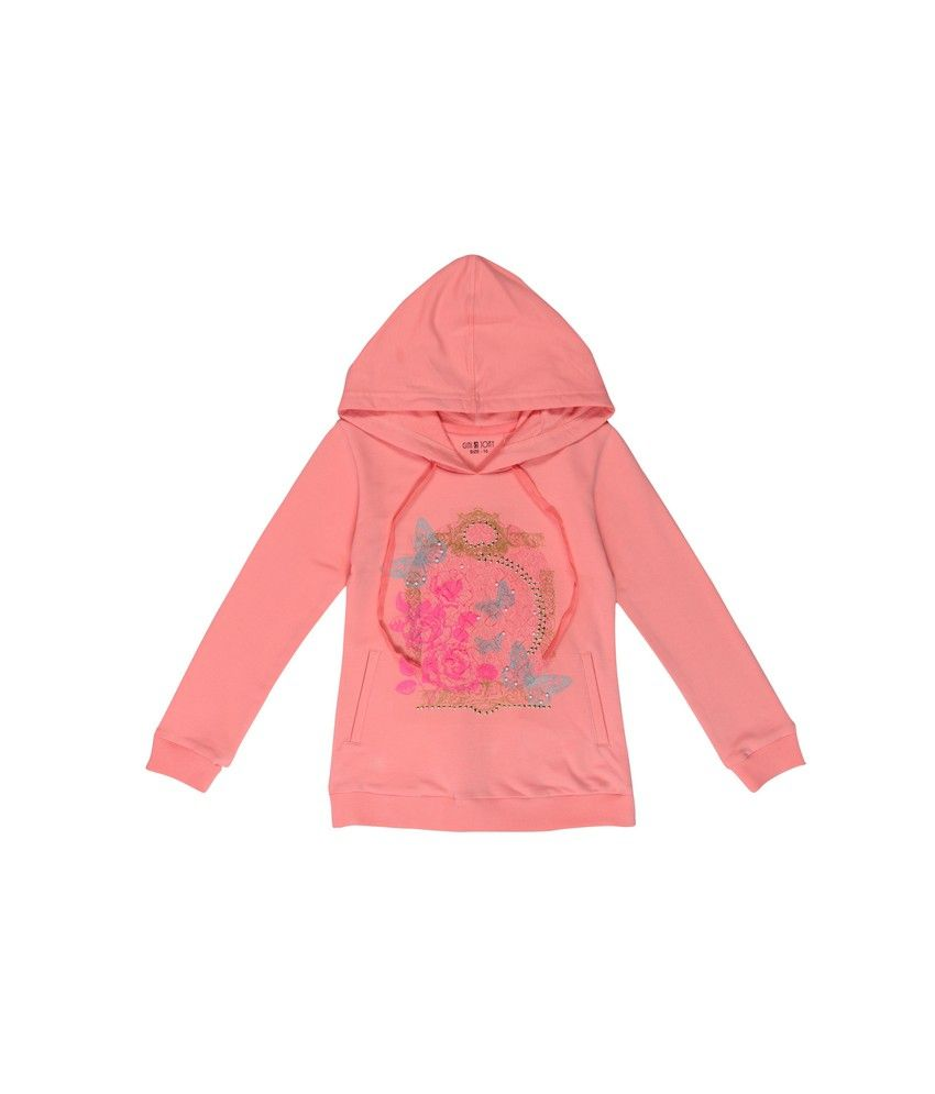 Gini & Jony Sweat Shirt Full Sleeves For Kids