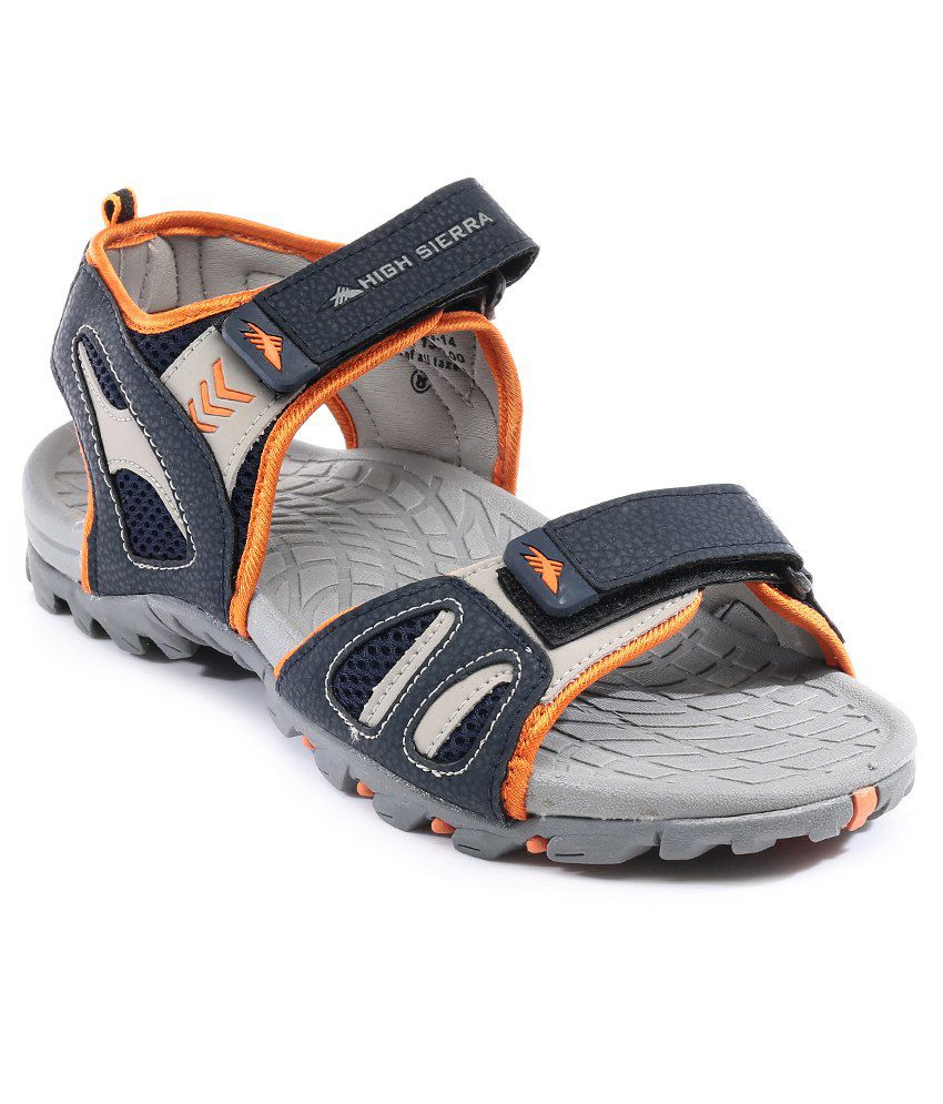 bbff02c7263a9 High Sierra Gray Floater Sandals - Buy High Sierra Gray Floater Sandals  Online at Best Prices in India on Snapdeal