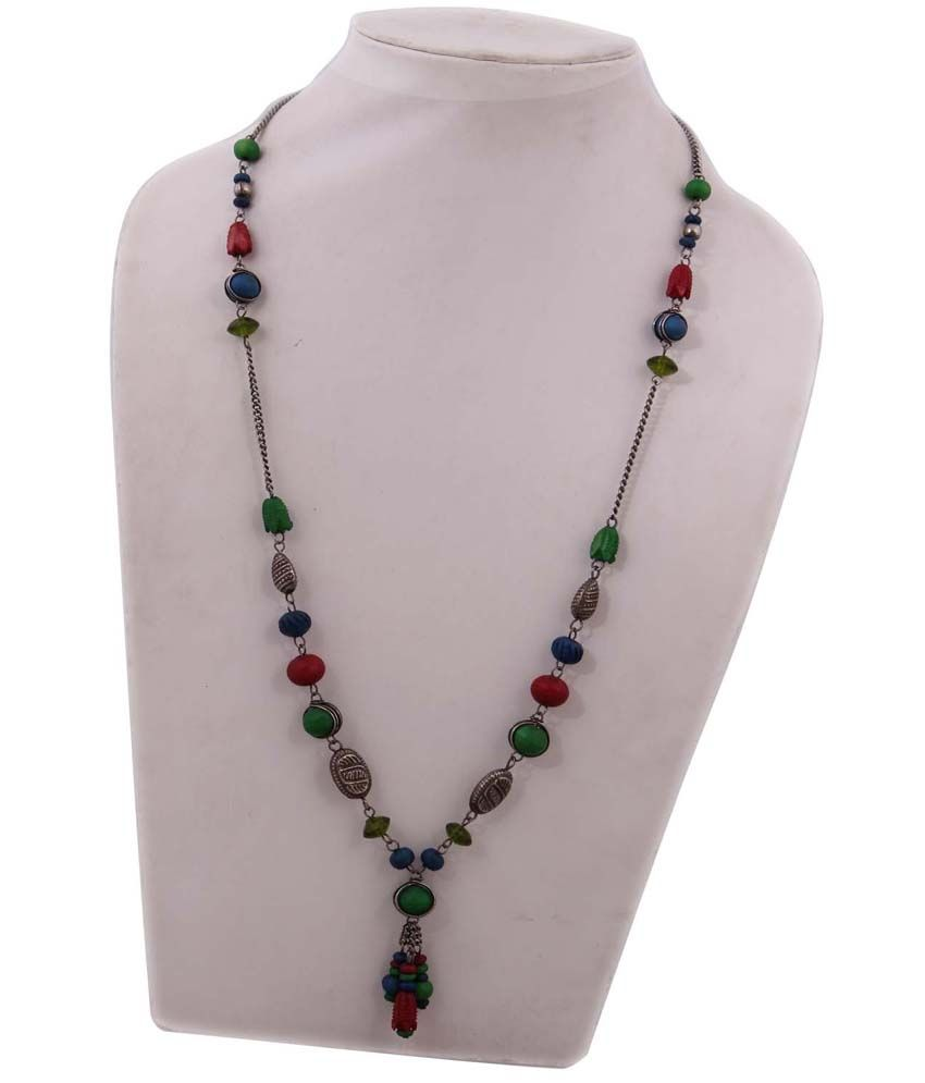 Disc Creations Multicolor Beaded Fashion Jewellery