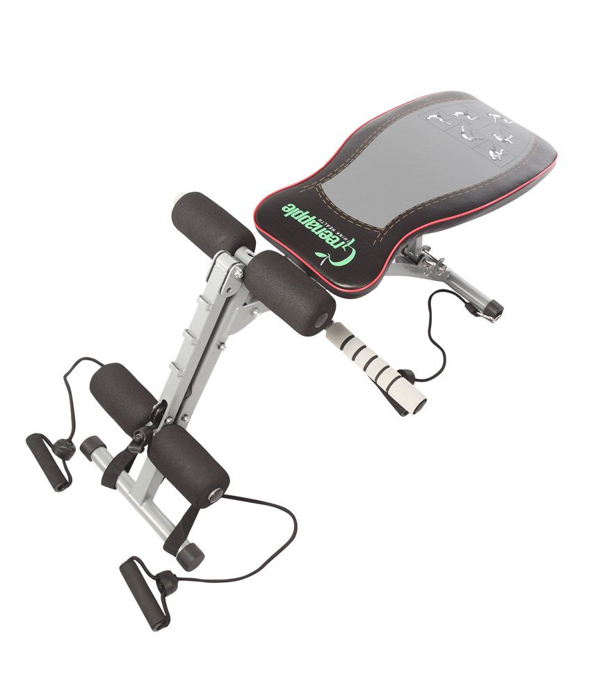 Green apple 6 in 1 home gym: buy online at best price on snapdeal