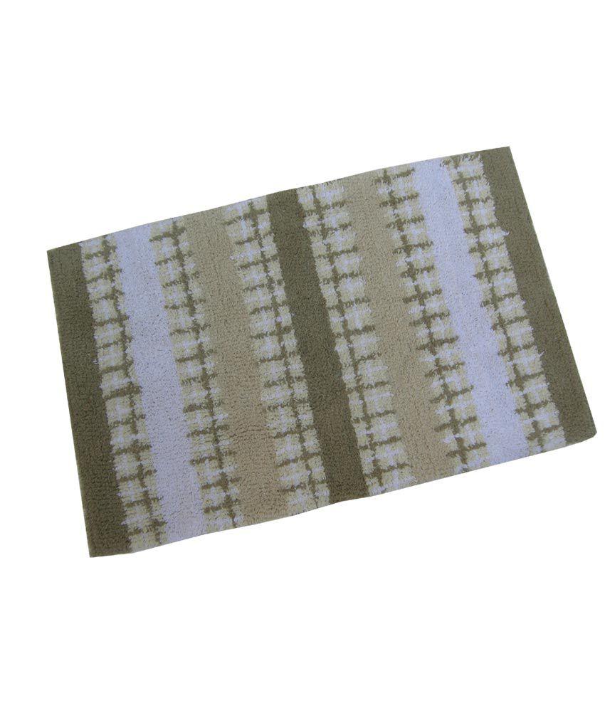 Checkered Bath Rug: Buy Iae Checkerboard Bath Rug
