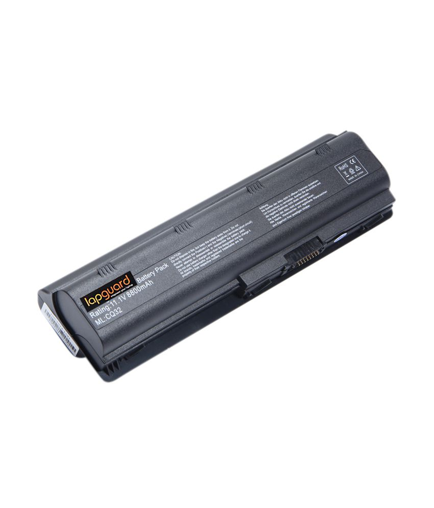 Lapguard Laptop Battery Fit For Hp Nbp6a174 With 12 Cells